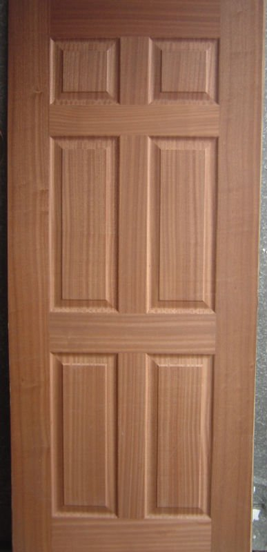 6 panel & Veneer Moulded Door | Panama Doors